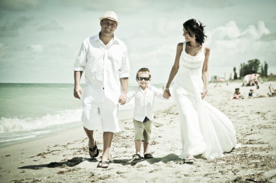 Wedding Couple Gulf Shores Alabama.