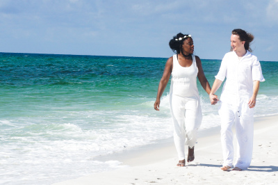 Beach Weddings in Pensacola